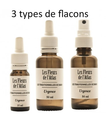 Impatiente / Impatiens / sans alcool / 10, 30ml & 30 ml spray