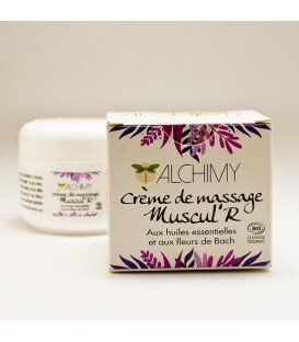 CREME MASSAGE MUSCUL'R