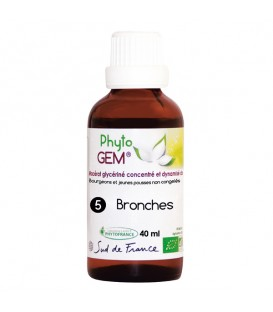 5-GEMMO BRONCHES - 40ml