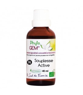 14-GEMMO SOUPLESSE ACTIVE - 40ml