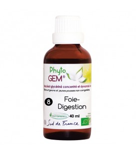 8-GEMMO FOIE DIGESTION - 40ml