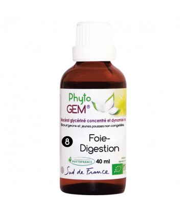 GEMMO FOIE DIGESTION - 40ml