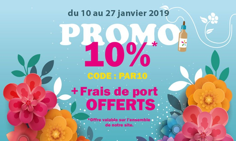 Promotions 2019 -10%